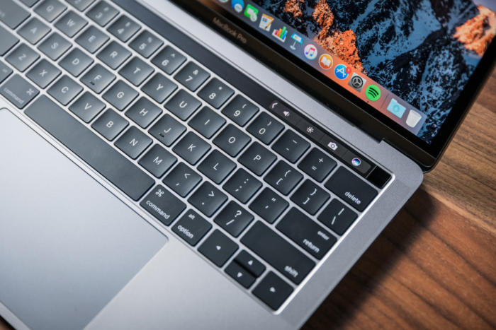 How to Lock Your Macbook Pro with Touch Bar