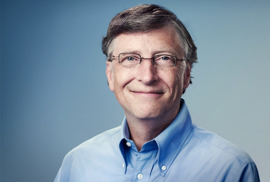Bill Gates donates $4.6 billion