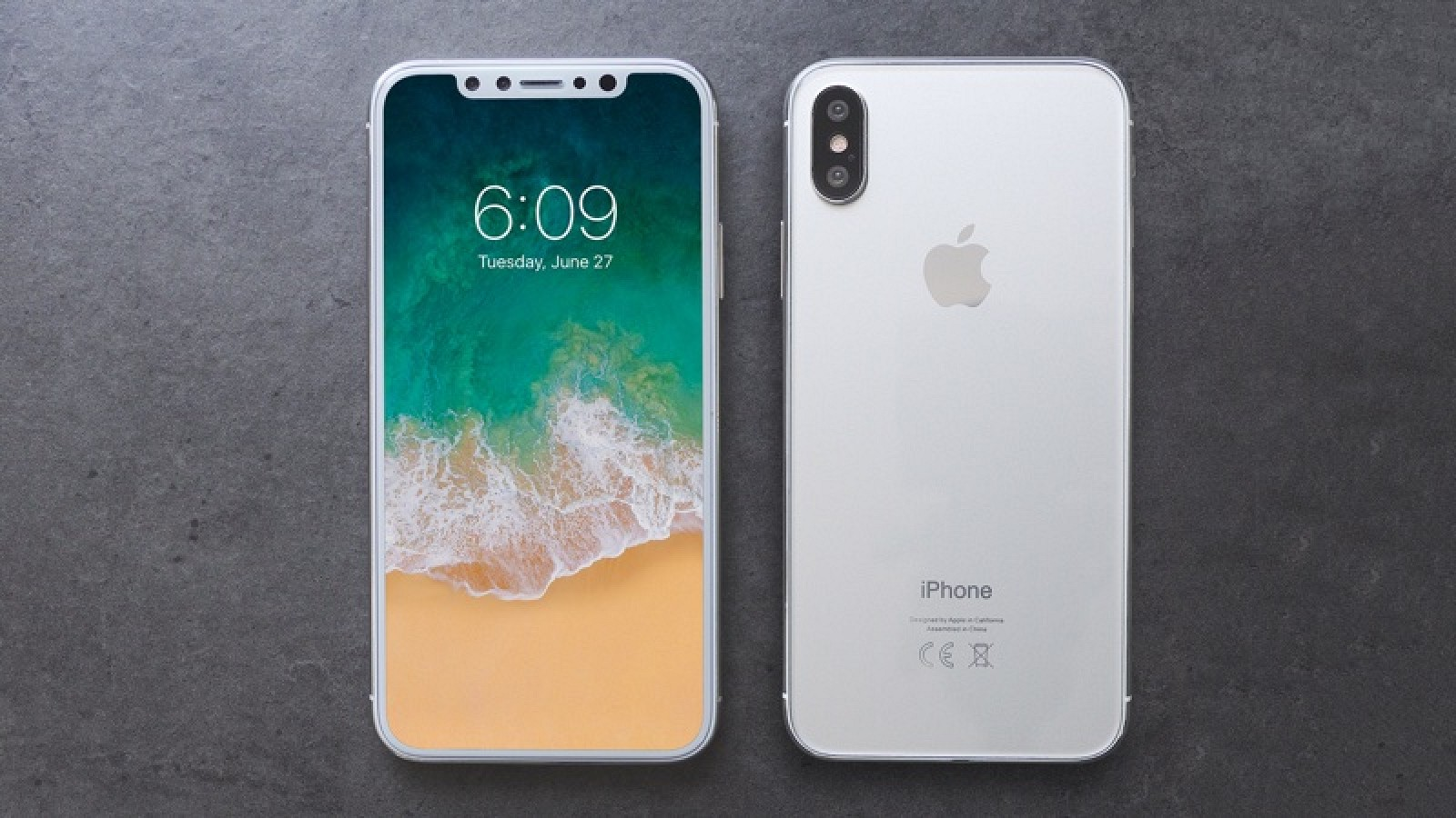 Foxconn Leaks iPhone 8 First Delivery