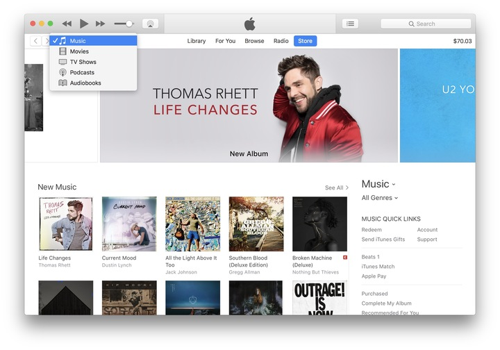 New iTunes 12.7 Available Now Support iOS11and Apple Music Social Network