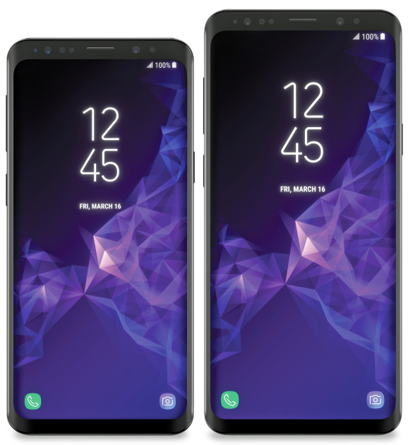 Samsung Galaxy S9 and S9+ Experience