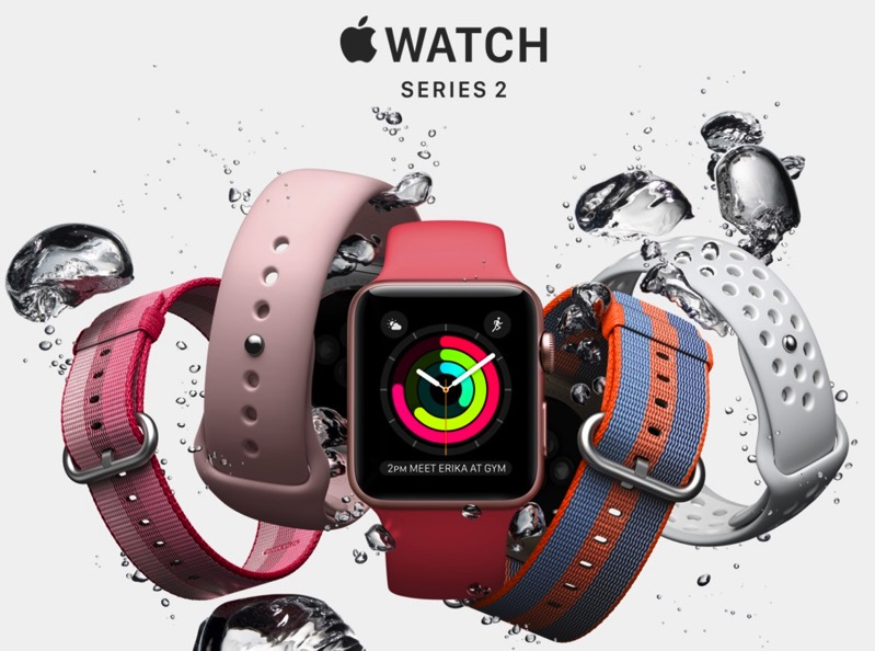 Apple Now Offers Free Repairs for 42mm Apple Watch Series 2
